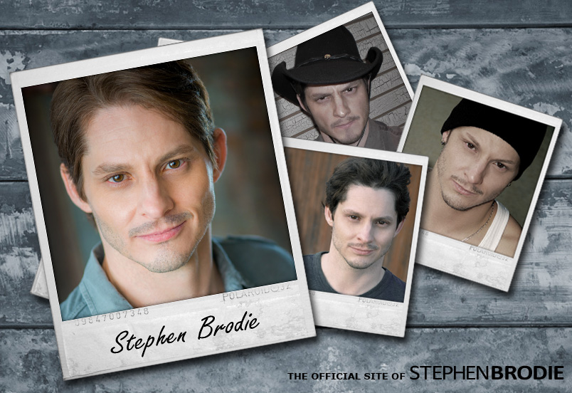 Stephen Brodie - Actor / Writer - Film, Television, Commercial, Industrial, Voice - Dallas, TX